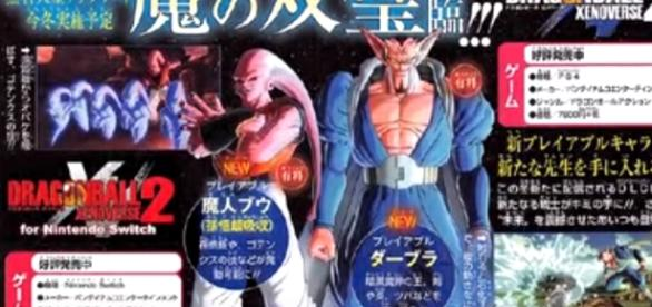 Fans are unhappy with the addition of Buu and Dabura in DLC 5 of 'Dragon Ball Xenoverse 2.' [Image via DBZanto Z/YouTube]