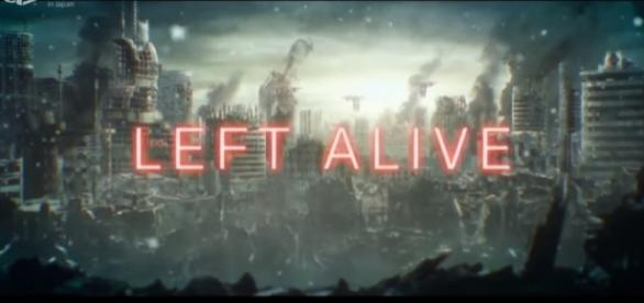 "Square Enix reveals their upcoming video game titled ""Left Alive"" - Youtube/Azarioplays"