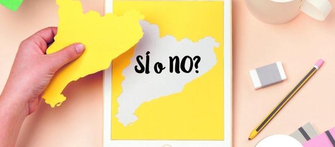 Pues quiero votar 'no' y no me dejan
