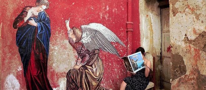 Napoli museo a cielo aperto: ecco le 5 street art da non perdere!