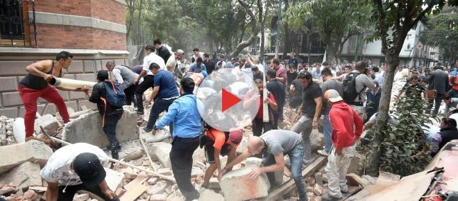 Terremoto Messico, il paese è sotto chock: 248 morti