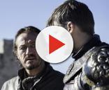 Os personagens Bronn e Jaime Lannister, de Game of Thrones.