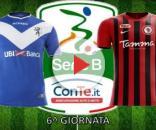 Brescia e Foggia si sfideranno, nella 6^ giornata del campionato di Serie B, questo pomeriggio alle 15