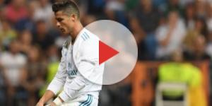 Cristiano Ronaldo ficou em branco contra o Bétis