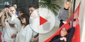 """Família de Marcelo Rezende apaga fotos, troca fechaduras e """"expulsa"""" namorada do apresentador, testamento pode ser a explicação"""