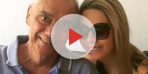 Filhos e namorada de Marcelo Rezende brigam após morte de apresentador
