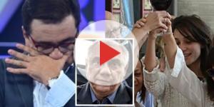 Geraldo Luís reage, defende Luciana e arruma treta com filhos de Marcelo Rezende