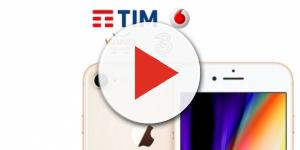iPhone 8 e 8 Plus a rate con Tim, Wind, Vodafone e Tre