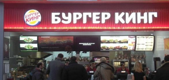 Burger King Russia store credits: By Александр Мотин (Own work) [Public domain], via Wikimedia Commons