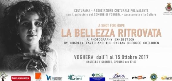 """""""La Bellezza Ritrovata"""", Voghera 1-15 ottobre"""