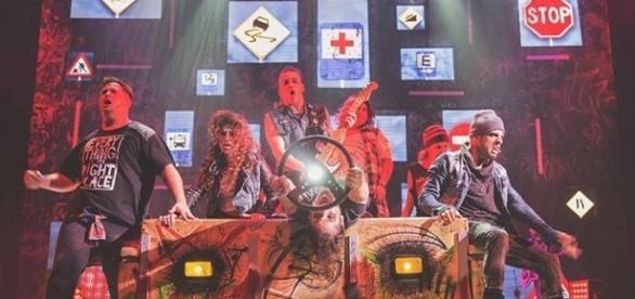 Protagonistas de la versión argentina de ´American Idiot´