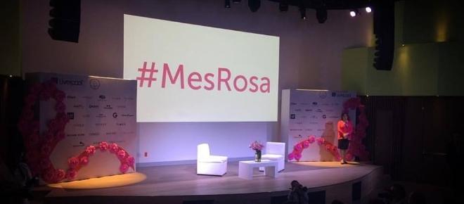 Liverpool celebra el #MesRosa en el auditorio FUCAM