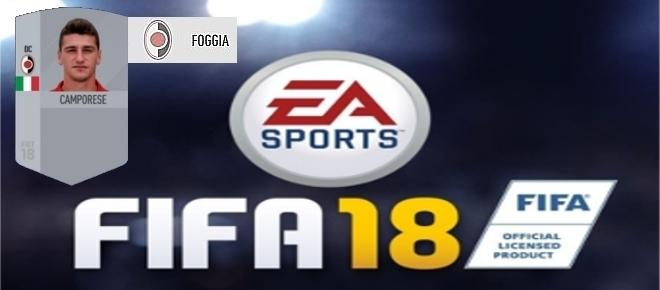 Foggia, le valutazioni di alcuni calciatori su Fifa 18
