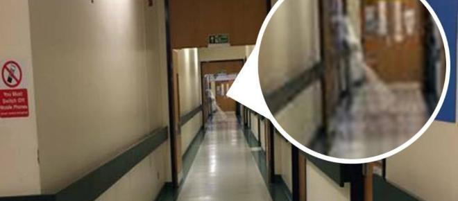 Ein Pfleger macht dieses Geister-Foto – der wahre Horror geht erst danach los