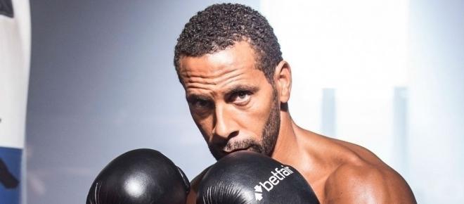 Rio Ferdinand confirma que será boxeador