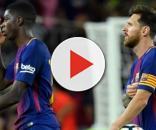 Lionel Messi e Ousmane Dembelé podem deixar Barcelona