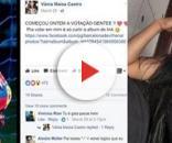 A modelo de 17 anos que tentou tirar a própria, Vânia Maísa, teve a morte encefálica confirmada