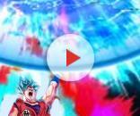 Imagen de Goku y la Genkidama de Dragon Ball Super