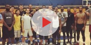 DeMarcus Cousins adds to Cleveland Cavaliers trade rumors on Instagram- Photo: Isaiah Thomas / Instagram