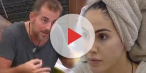 GF VIP, Giulia De Lellis litiga con Daniele Bossare: ecco i video dei litigi