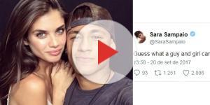 Sara Sampaio participou de evento de poker com Neymar em 2015 (Foto: Reprodução/Instagram)