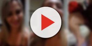 Mulher manda vídeo no grupo da família achando que era pro amante