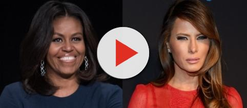 The Difference Between Melania Trump and Michelle Obama ... - success-street.com
