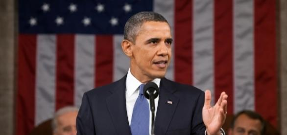 Barrack Obama free photo via Pixabay