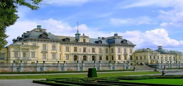 Il Castello di Drottningholm in Svezia