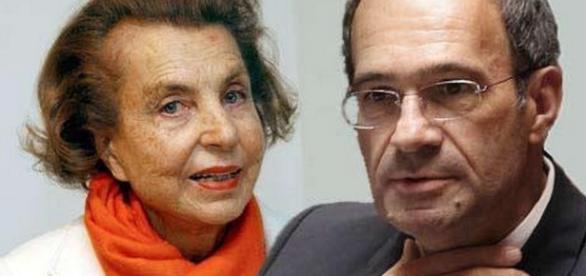 Liliane Bettencourt au coeur d'un scandale politico-financier en 2010