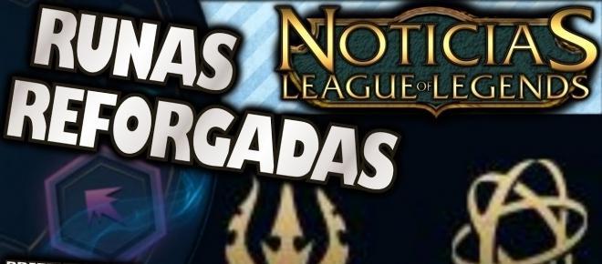 League of Legends: Llega la actualización pre-temporada de los cambios esperados