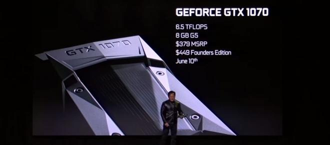 Is NVIDIA coming up with GeForce GTX 1070 Ti on October 31?
