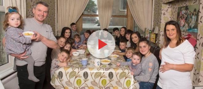 Mulher britânica dá à luz seu vigésimo filho e declara que 'agora chega'
