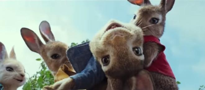 The 'Peter Rabbit' Trailer: The worst of Hollywood nostalgia
