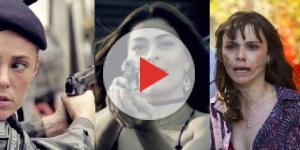 """""""A Força do Querer"""": Bibi e Jeiza trocam tiros e acontece uma morte no Morro do Beco"""