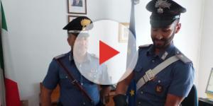 Alessandro Masala, nella foto piccola in basso a sinistra, è stato arrestato dai Carabinieri con un chilo di cocaina.