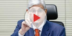 Ex-procurador-geral Rodrigo Janot envolve a ex-presidente Dilma Rousseff no envio de mensagens secretas por e-mail