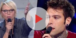 X Factor: Fedez contro Maria De Filippi