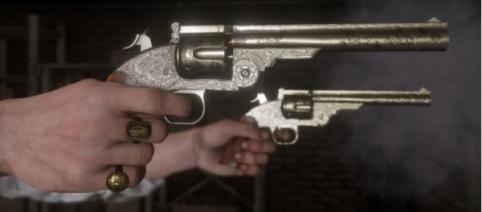 Screenshots from 'Red Dead Redemption 2' - YouTube/GTA Series Videos