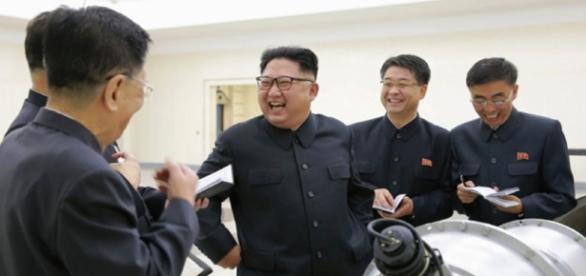 Coreea de Nord a realizat încă un test nuclear, provocând un nou cutremur în Peninsula Coreea - Foto: hotnews.ro