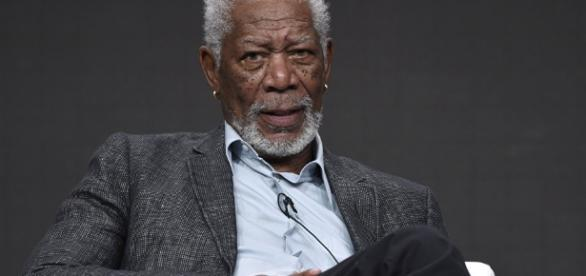 Driving Miss Crazy: Morgan Freeman Declares War on Russia at Rob ... - sputniknews.com