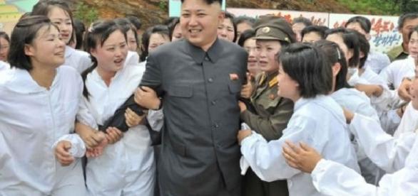 Kim Jong-Un are mai multe sclave sexuale