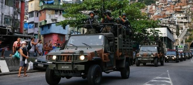 General diz que Forças Armadas não tem prazo para deixar a Rocinha