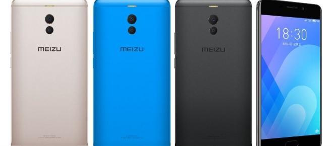Meizu M6, smartphone economico con un buon rapporto qualità/prezzo