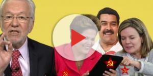Alexandre Garcia ataca Dilma e surpreende