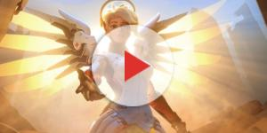 "Contrary to what Blizzard expected, more players are using the new Mercy in ""Overwatch"" (via YouTube/PlayOverwatch)"