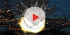Le immagiini del video pubblicato dai medi Nord coreani.