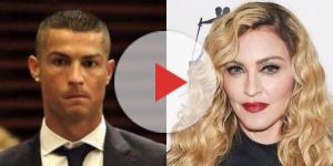 Le terrible échec de Cristiano Ronaldo avec Madonna !