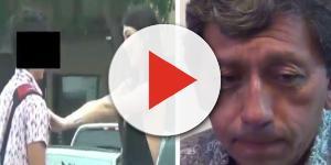 Pai testa filho para saber se ele é gay (Foto: Captura de vídeo)