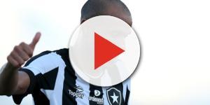 Roger - atacante do Botafogo 2017